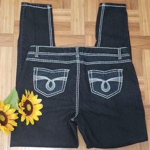 CATO dark blue jeans